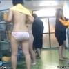 【 盗撮動画 】部活JKを狙い合宿所の女脱衣所を盗撮した衝撃映像!!!※リアル生着替え観察