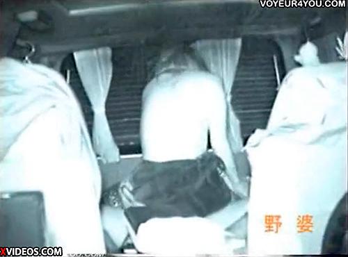【 盗撮動画 】ラブホ満室になるシーズンは人気ない駐車場に行け!!!※カーセックス赤外線盗撮