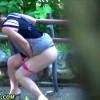 【 盗撮動画 】モジモジ…我慢出来ず野外オシッコする素人娘のドキドキ排泄を完全盗撮wwwww