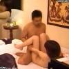 【 盗撮動画 】東京の某ラブホテルで盗撮流出した若いカップルの猛烈ズコバコ顔射SEX!!!