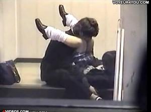 【 盗撮動画 】学生カップルのリアルな野外SEX盗撮映像!!!※一部始終をご覧下さい。