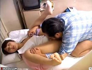 【 盗撮動画 】この映像はAVではありません…※入院患者とナースのサイレントSEX盗撮映像wwwww