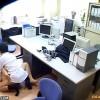 【 盗撮動画 】美人OLの弱みを握ったキチガイ上司が前代未聞の社内パワハラレイプ!!!※閲覧注意