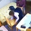 【 盗撮動画 】J●を狙ったロ●コン家庭教師の勉強風景が完全に犯罪行為www※閲覧注意