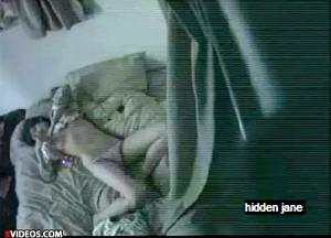 【 盗撮動画 】ストーカーが女性宅を盗撮したら…快楽を貪るリアルオナニー盗撮成功した!!!