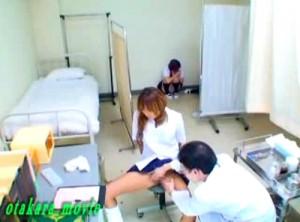 【 盗撮動画 】ロリコン医師が女子校の健康診断で全校生徒のマ○コ盗撮した前代未聞の映像流出wwwww
