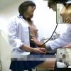 【 盗撮動画 】女子校の健康診断を狙い全校生徒のJKオッパイ完全盗撮www※変態医師の記録