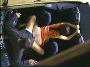【 盗撮動画 】ハゲ社長と愛人のカーセックスドライブを追跡盗撮したったwwwww