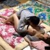 【 盗撮動画 】コレは浮気じゃないよね…温泉旅館で義母と息子の近親相姦SEX盗撮!!!