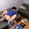 【 盗撮動画 】防犯カメラは見た!!カラオケBOXでSEXする素人カップル盗撮映像wwwww
