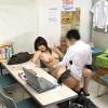 【 盗撮動画 】万引きGメンが巨乳人妻に取引レイプした問題映像…※閲覧注意