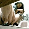 【 盗撮動画 】公衆便所に潜入盗撮した女性たちのリアルな痴態を暴露します。
