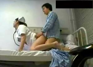 【 盗撮動画 】夜勤ナースに性処理ガチンコ交渉したら本当にヤラせてくれた奇跡の盗撮映像wwwww