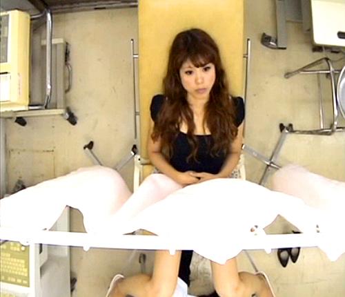【盗撮動画】お薬出しますね…産婦人科で美女に悪戯中出しレイプ診察した問題映像!!!※閲覧注意