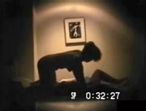 【 盗撮動画 】熟年夫婦の愛し合うラブホテルSEX盗撮を影絵風でご覧下さいwwwww