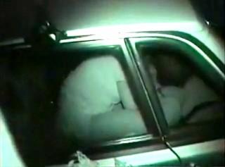 【 盗撮動画 】愛知のカーセックススポットに潜入してバカップルのSEXを赤外線盗撮した調査記録wwwww
