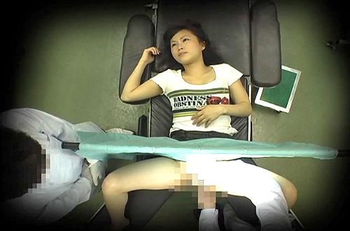 【閲覧注意】産婦人科医が捕まった問題の映像がコチラです。※診察中出しレ●プ映像