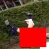 【 閲覧注意 】通学路の死角で強姦されたJKの衝撃の現場をご覧下さい。
