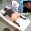 【 盗撮動画 】肛門科ドスケベ医師が女性のアナル検査を完全盗撮した激ヤバ映像…※閲覧注意