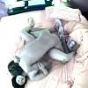 【 盗撮動画 】ラブホテルの密室で素人カップルの激しく乱れるSEX盗撮流出したリアル映像wwwww