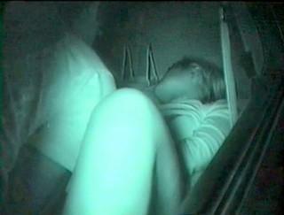 【 盗撮動画 】田舎カーセックススポットに潜入して素人カップルを赤外線盗撮したガチンコ映像wwwww
