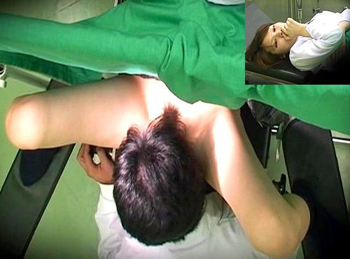 【 盗撮動画 】女子中●生に前代未聞の陰部クリーニング療法した問題映像が流出!!!※閲覧注意