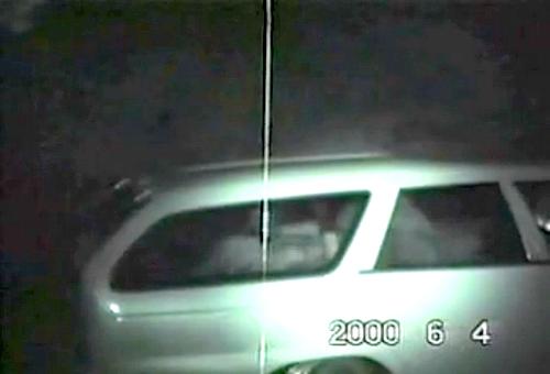 【盗撮動画】カーSEXスポットに待ち伏せ素人カップルの深夜カーセックスを赤外線盗撮wwwww