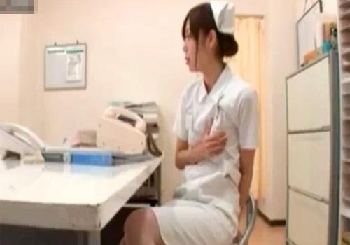 【盗撮動画】病院内に隠しカメラを設置…美人女医のパンチラ&可愛いナースのオナニーを撮れたwww