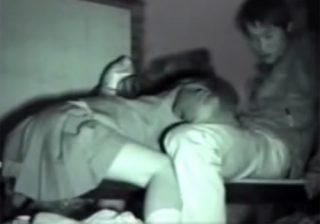 【 盗撮動画 】深夜の公園で高校生カップルが隠れるようにイチャイチャしてたので赤外線カメラで隠し撮り!!!
