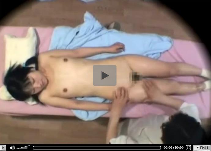 【 盗撮動画 】整骨院でJS少女に悪徳整体師が猥褻マッサージして発情させて肉棒をフェラチオでどぴゅっと口内射精www