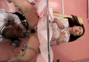 【 盗撮動画 】検診の為に産婦人科を訪れた綺麗な奥様に興奮した変態医師がセクハラ診察でヤリタイ放題www